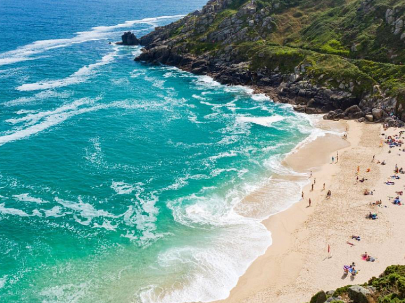 Cornwall with VW Camper Hire