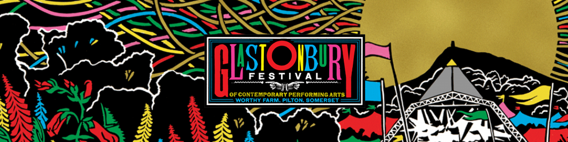 Glastonbury with VW Camper Hire