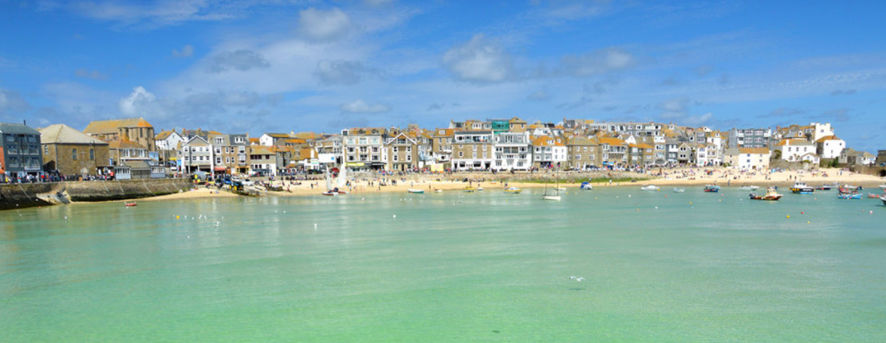 St Ives with VW Camper Hire
